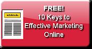 Effective marketing online
