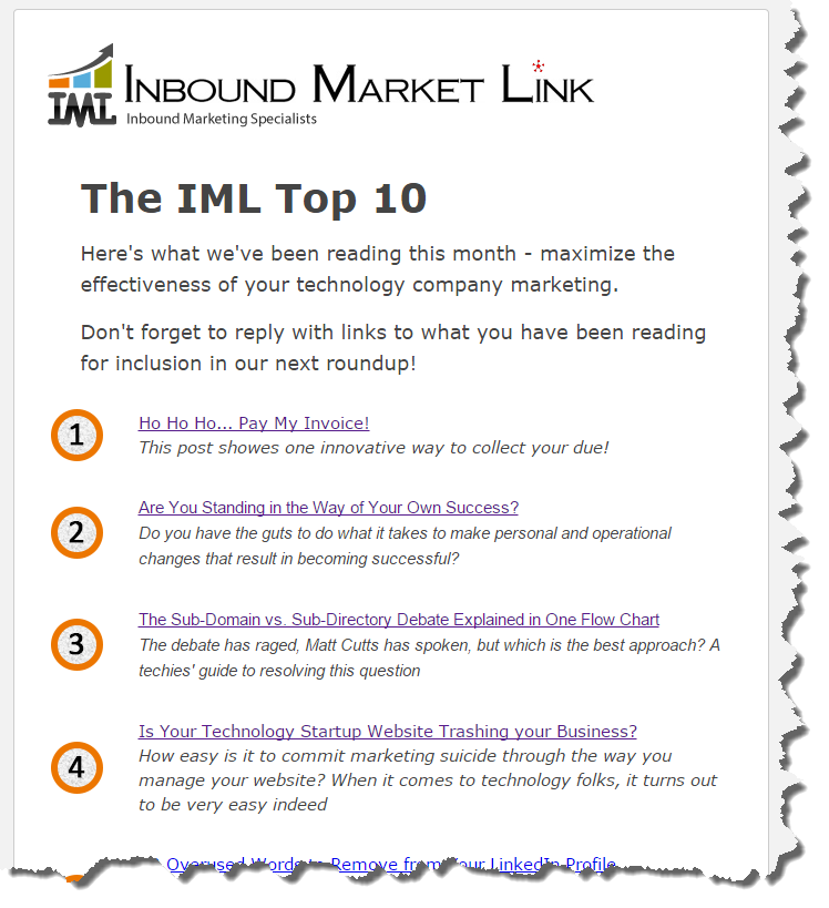 IML-newsletter