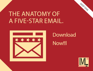 Anatomy of a 5-star email